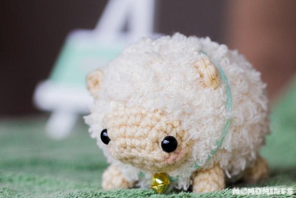 Мастер-класс по вязанию овечки