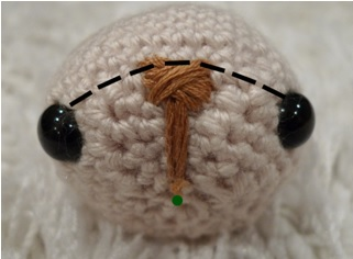 мастер-класс по вязанию амигуруми
